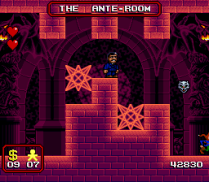 The Addams Family SNES 50