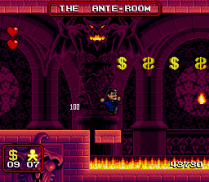 The Addams Family SNES 51