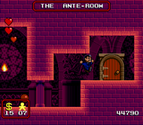 The Addams Family SNES 52