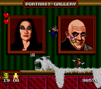 The Addams Family SNES 59
