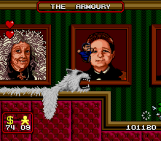 The Addams Family SNES 65