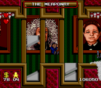 The Addams Family SNES 71