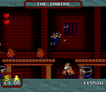 The Addams Family SNES 74