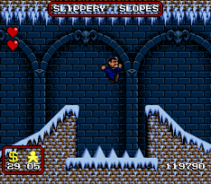 The Addams Family SNES 76