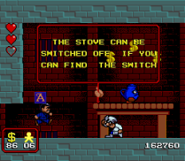 The Addams Family SNES 83