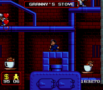 The Addams Family SNES 84