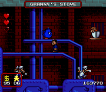 The Addams Family SNES 85