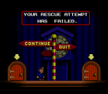 The Addams Family SNES 95