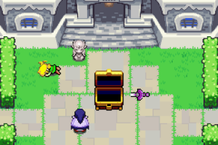 The Legend of Zelda - The Minish Cap GBA 009