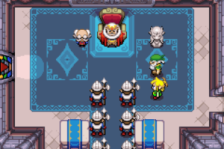 The Legend of Zelda - The Minish Cap GBA 010