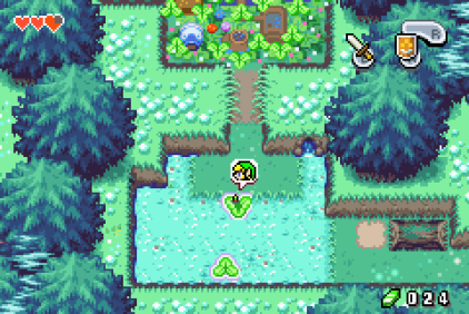 The Legend of Zelda - The Minish Cap GBA 020