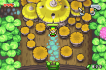 The Legend of Zelda - The Minish Cap GBA 025