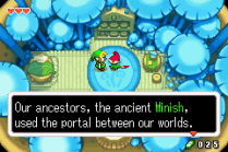 The Legend of Zelda - The Minish Cap GBA 028