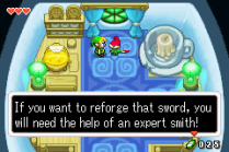 The Legend of Zelda - The Minish Cap GBA 029