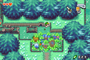 The Legend of Zelda - The Minish Cap GBA 032