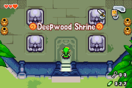 The Legend of Zelda - The Minish Cap GBA 034