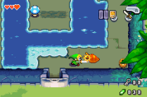 The Legend of Zelda - The Minish Cap GBA 035