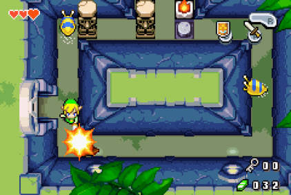 The Legend of Zelda - The Minish Cap GBA 042