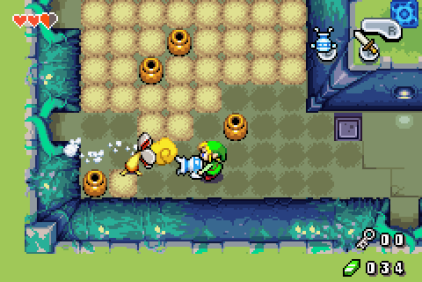 The Legend of Zelda - The Minish Cap GBA 045