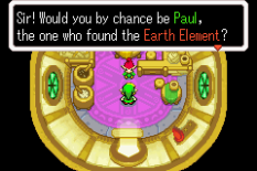 The Legend of Zelda - The Minish Cap GBA 054