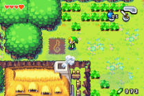The Legend of Zelda - The Minish Cap GBA 059