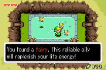 The Legend of Zelda - The Minish Cap GBA 060
