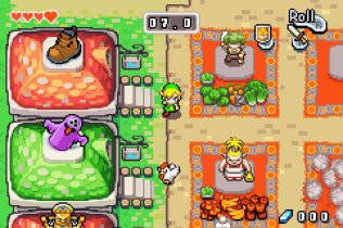 The Legend of Zelda - The Minish Cap GBA 066