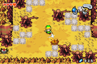 The Legend of Zelda - The Minish Cap GBA 075