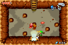 The Legend of Zelda - The Minish Cap GBA 076