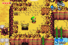The Legend of Zelda - The Minish Cap GBA 077