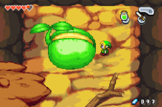 The Legend of Zelda - The Minish Cap GBA 087