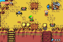 The Legend of Zelda - The Minish Cap GBA 092