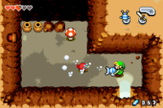 The Legend of Zelda - The Minish Cap GBA 098