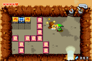 The Legend of Zelda - The Minish Cap GBA 099