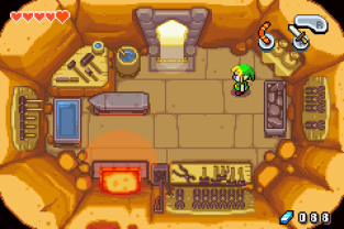 The Legend of Zelda - The Minish Cap GBA 100