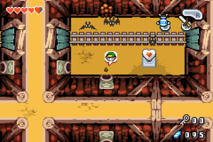 The Legend of Zelda - The Minish Cap GBA 108