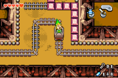The Legend of Zelda - The Minish Cap GBA 109