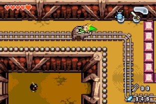 The Legend of Zelda - The Minish Cap GBA 111
