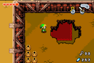 The Legend of Zelda - The Minish Cap GBA 119