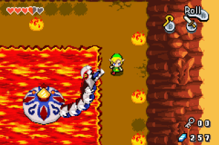 The Legend of Zelda - The Minish Cap GBA 120