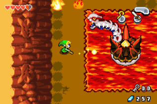 The Legend of Zelda - The Minish Cap GBA 121