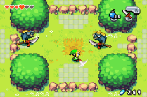 The Legend of Zelda - The Minish Cap GBA 127