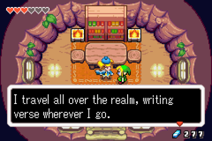 The Legend of Zelda - The Minish Cap GBA 130