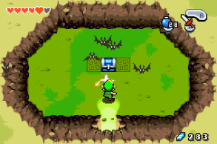 The Legend of Zelda - The Minish Cap GBA 131
