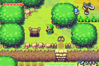 The Legend of Zelda - The Minish Cap GBA 132