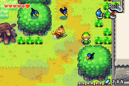 The Legend of Zelda - The Minish Cap GBA 133