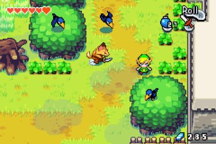 The Legend of Zelda - The Minish Cap GBA 133