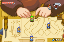 The Legend of Zelda - The Minish Cap GBA 139
