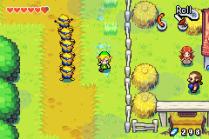 The Legend of Zelda - The Minish Cap GBA 140