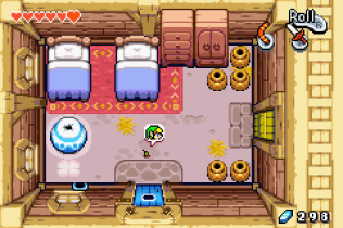 The Legend of Zelda - The Minish Cap GBA 142
